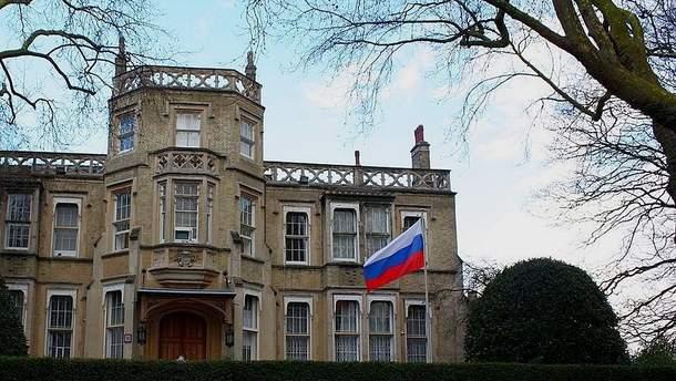 У посольстві РФ в Британії відреагували на звинувачення у шпигунстві в бік російських журналістів