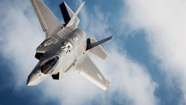 США и Великобритания могут поссориться из-за американских истребителей F-35