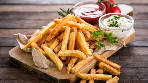 Картинки по запросу картофель фри