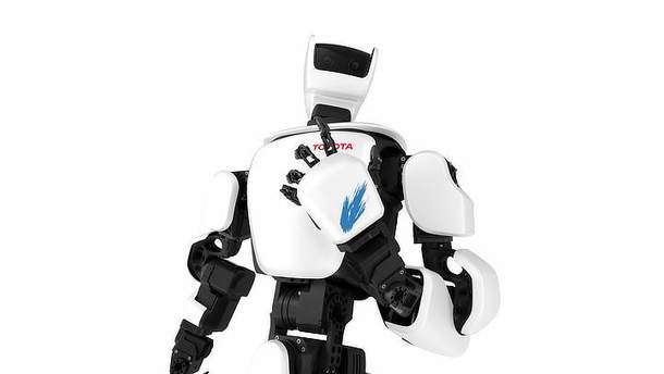 Toyota представила робота, которым можно управлять по 5G