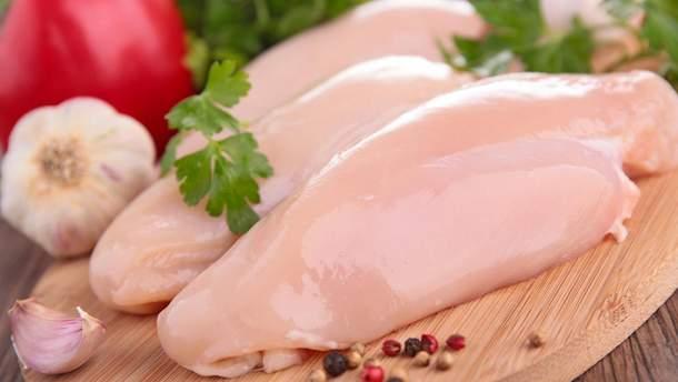 Безопасно ли есть магазинную курятину