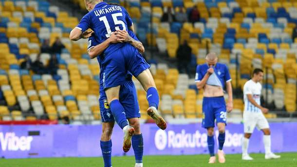 Динамо - Черноморец: видео голов, обзор матча