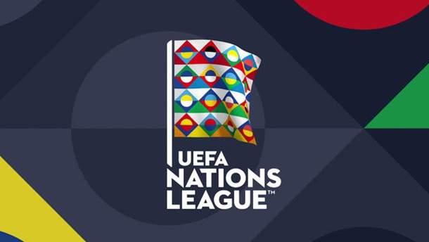 Лига наций УЕФА: результаты жеребьевки 03.12.2018