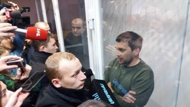 Секс-скандал с сотрудником Нацполиции: за Барабошко внесли залог