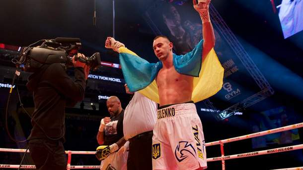 Александр Тесленко получил 15 победу в карьере