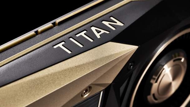 NVIDIA Titan RTX: характеристики