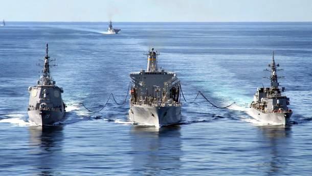 Появились доказательства подготовки России к эскалации в Азовском море