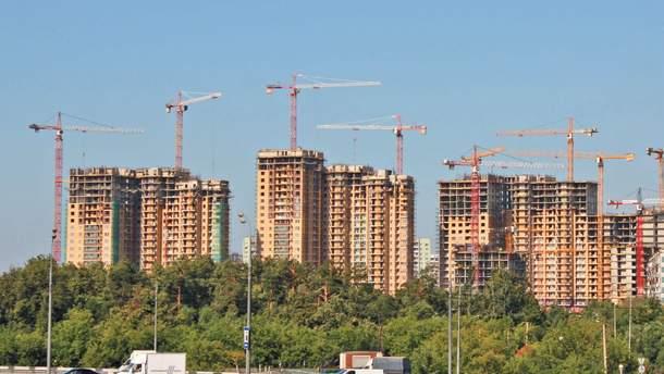 Цены на недвижимость в новостройках Киева в ноябре 2018 года
