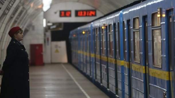 В Киеве из-за футбола ограничат работу метро