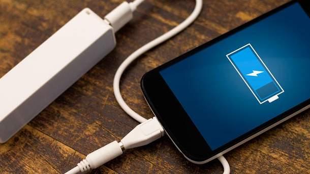 Рейтинг смартфонів із швидкою зарядкою