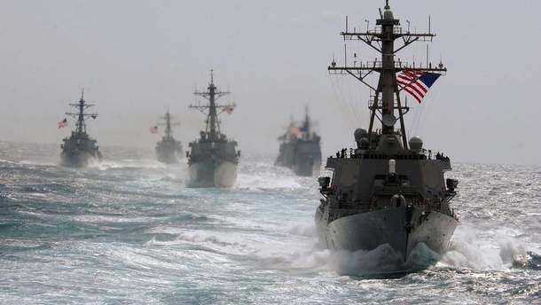 Сенатор призвал США направить корабли в Черное море и предоставить Украине оружие