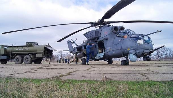 Появилась информация о том, кто атаковал с воздуха украинские суда на Азове