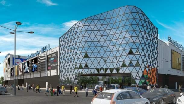 Открытие Blockbuster Mall в Киеве перенесли