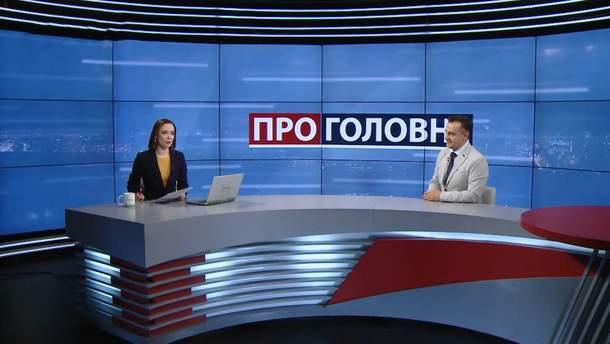 Интервью с Дмитрием Гнапом