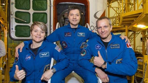 Новий екіпаж МКС