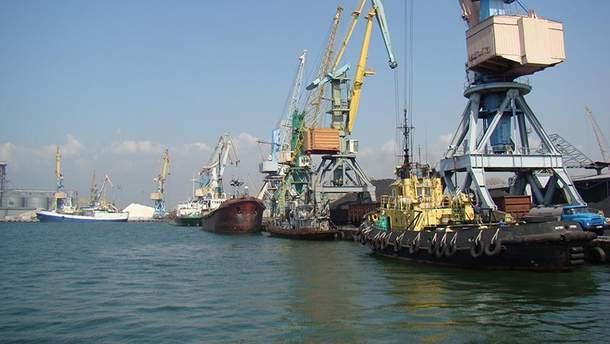 Россия частично разблокировала порты в Азовском море