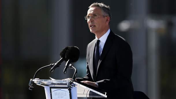 НАТО посилює оборону у відповідь на агресію Путіна в Україні