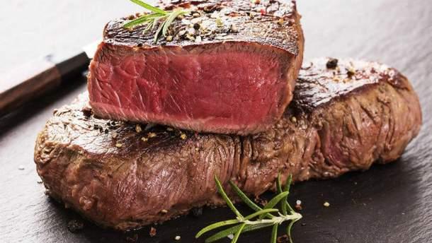 Вред красного мяса