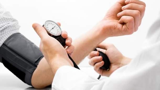 Медики змінили норми артеріального тиску