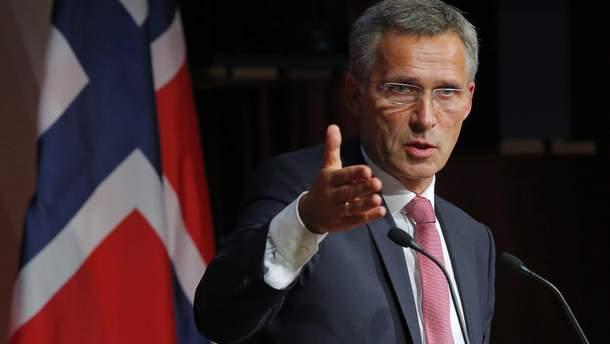 У НАТО розповіли про підтримку України та кораблі в Чорному морі