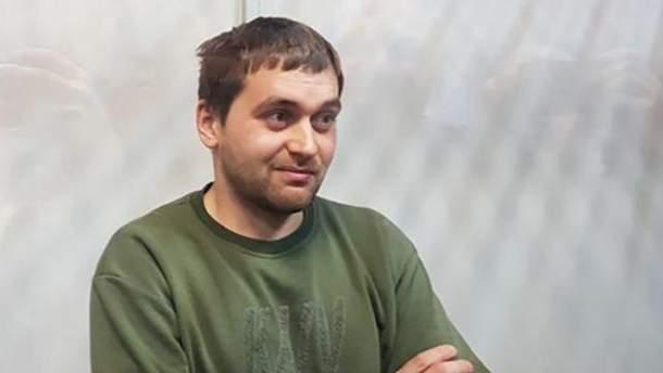 Барабошко выпустили из СИЗО