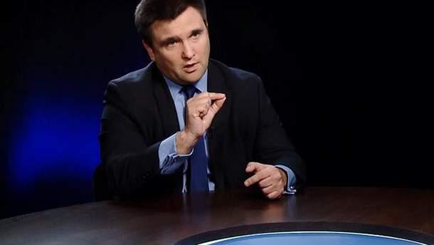 Климкин предупредил украинцев об опасности поездок в Беларусь