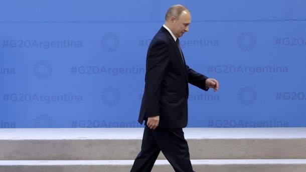 Конфлікт на Азові: що очікує на Росію та Путіна з боку світових лідерів