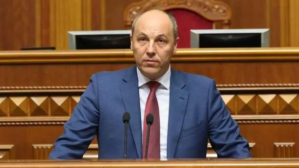 Парубий обратился к Пенсу с просьбой остановить агрессию России в отношении Украины