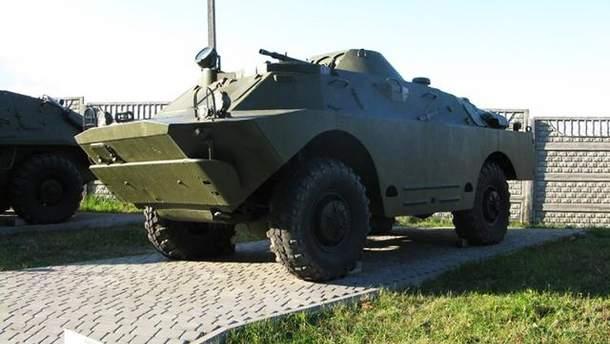 На блокпостах Одесской области появились боевые машины