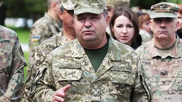 Полторак пояснив, від чого залежить можливість продовження воєнного стану в Україні