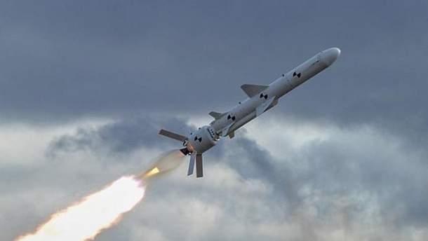 """Во время испытаний украинская ракета """"Нептун"""" уничтожила цель на расстоянии 280 километров"""