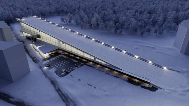 Тендер на строительство Дворца спорта на Сыхове перенесли