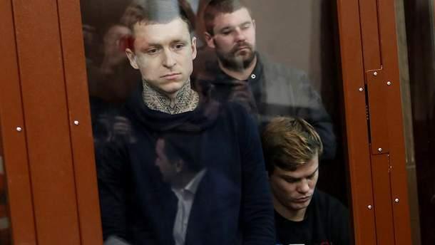 Павло Мамаєв та Олександр Кокорін