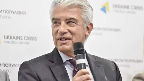 Посол Германии отметил что не стоит провоцировать эскалацию конфликта
