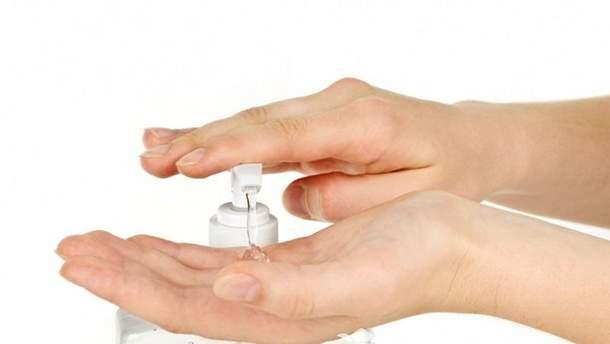 Дезинфицирующее средство для рук