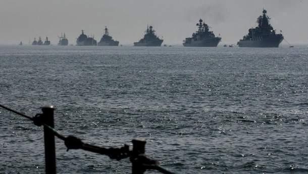 У Меркель готовы направить корабли в Черное море из-за агрессии России