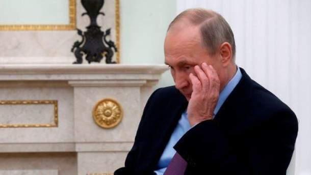 Путин решил упростить предоставление гражданства РФ украинцам