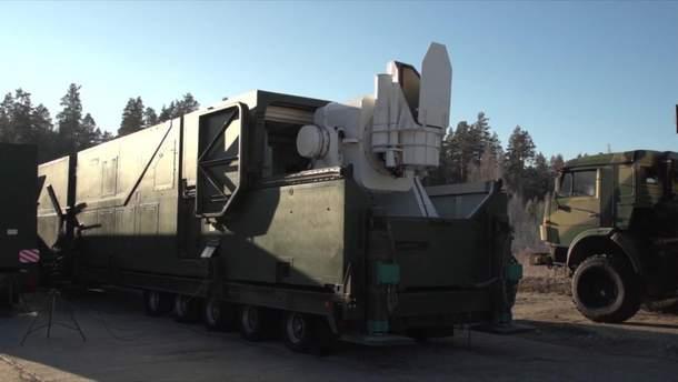 Російська армія взяла на озброєння нові лазерні комплекси