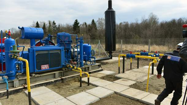 На Харьковщине открыли месторождение газа