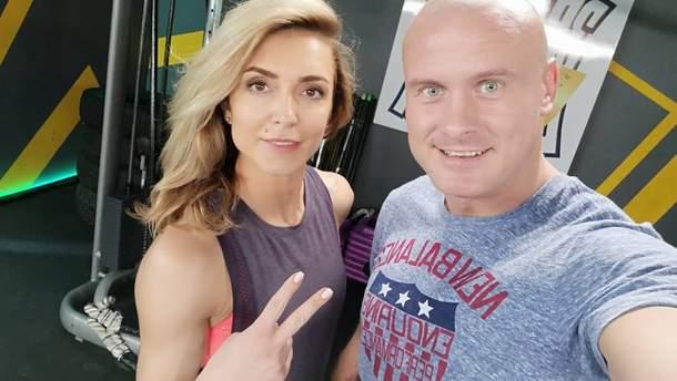 Марина та В'ячесла Узелкови