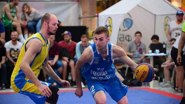 В Україні з'явиться Суперліга з баскетболу 3х3