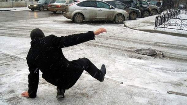 6 декабря в Украине ожидается ухудшение погодных условий