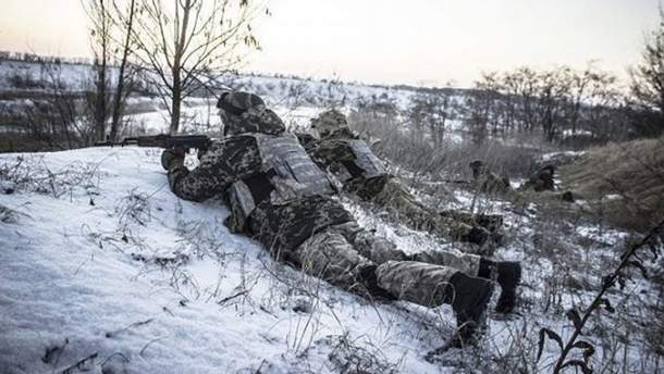 Війна на Донбасі (ілюстрація)