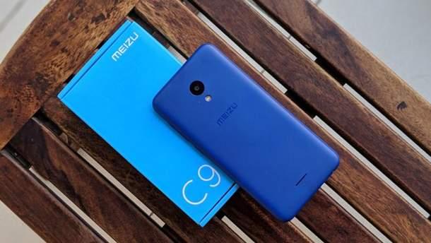 Meizu C9: огляд, ціна, характеристики смартфона