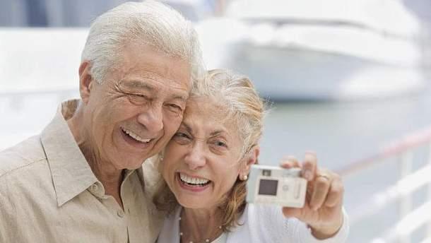 Разница старения мужчин и женщин