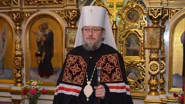 """Митрополит УПЦ МП звернувся з проханням щодо полонених моряків до """"високоповажного"""" Путіна"""