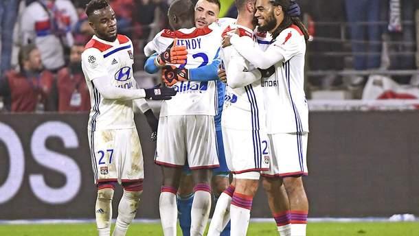 """""""Ліон"""" не зіграє матч чемпіонату Франції перед грою з """"Шахтарем"""""""