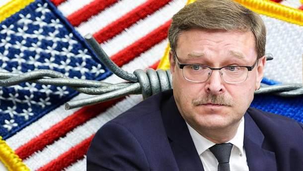 Реакція РФ на військові кораблі США на Азові