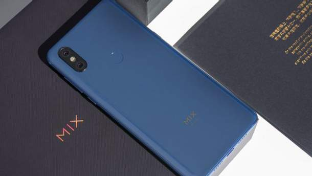 Xiaomi Mi Mix 3 5G огляд смартфона на Qualcomm Snapdragon 855