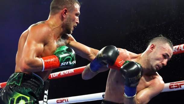 Ломаченко переміг Педрасу та став чемпіоном світу за версіями WBA та WBO